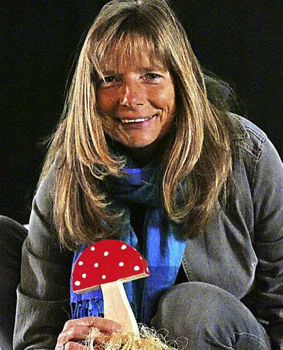 Rita Lüder von der DGfM  | Foto: Theresa Steudel