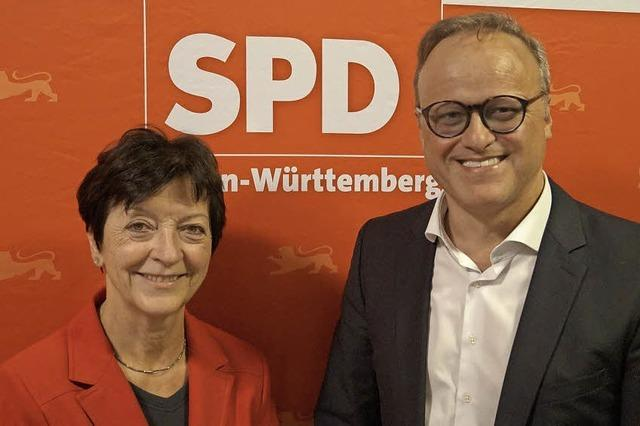 Karl-Rainer Kopf ist neuer SPD-Chef