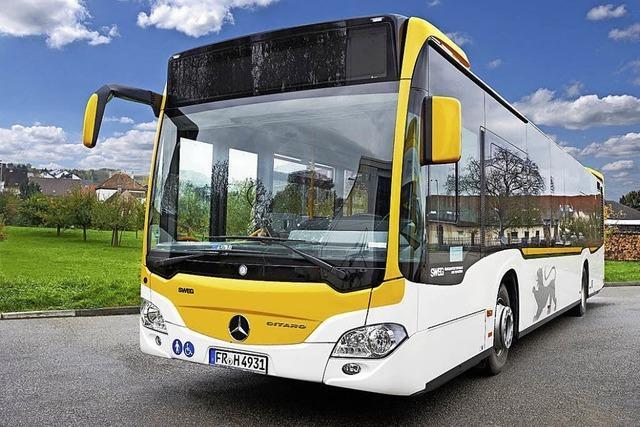 Wie soll der Bus heißen?