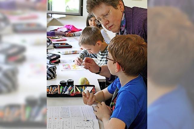 Ganztagesbetreuung in Grundschule