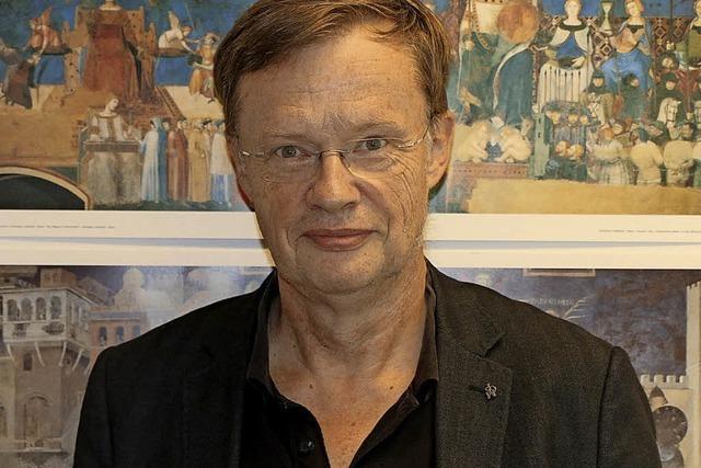 Volker Reinhardt spricht in der Samstags-Uni über Rom und Luther