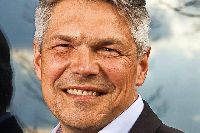 Stefan Breiter soll Nachfolger von Finanzbürgermeister Otto Neideck werden