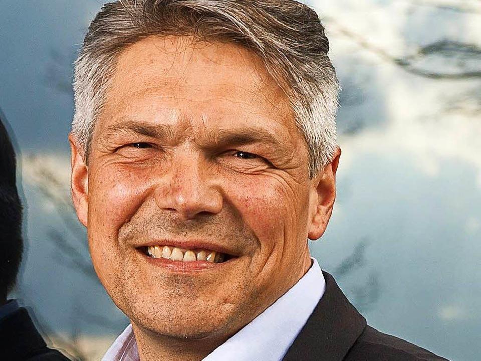 Stefan Breiter soll neuer Finanzbürgermeister von Freiburg werden.  | Foto: privat