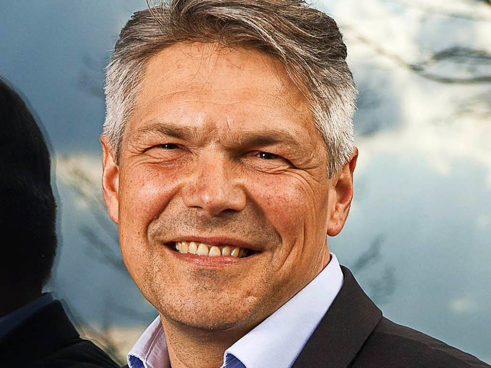 Stefan Breiter soll Finanzbürgermeister von Freiburg werden.    Foto: privat