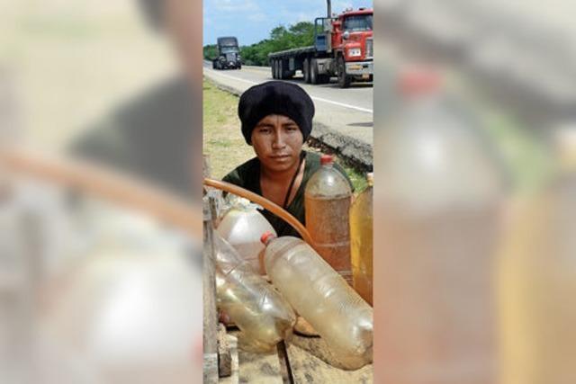 Russen stützen Regime in Venezuela