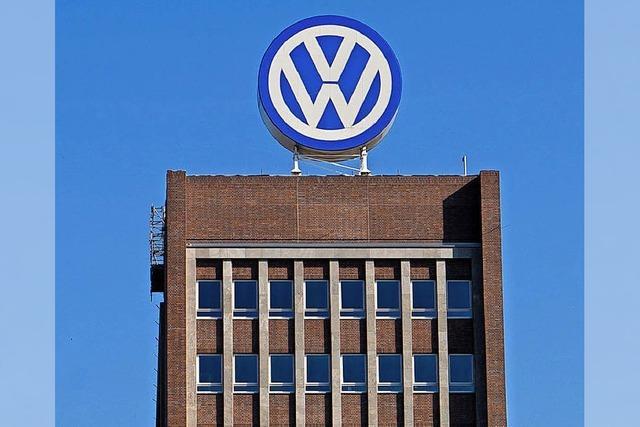 Fahnder durchsuchen Büros von VW-Vorständen
