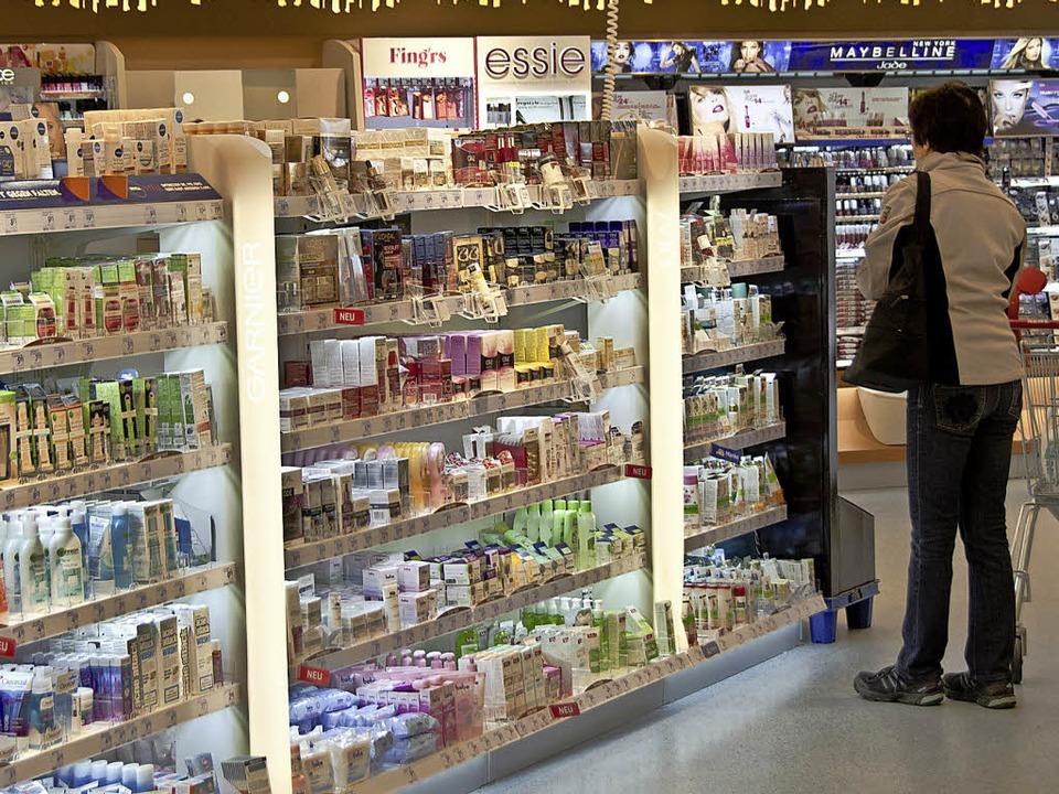 Einen Drogeriemarkt könnte es nach der...d auch bald wieder in Löffingen geben.  | Foto: Andrea Schiffner