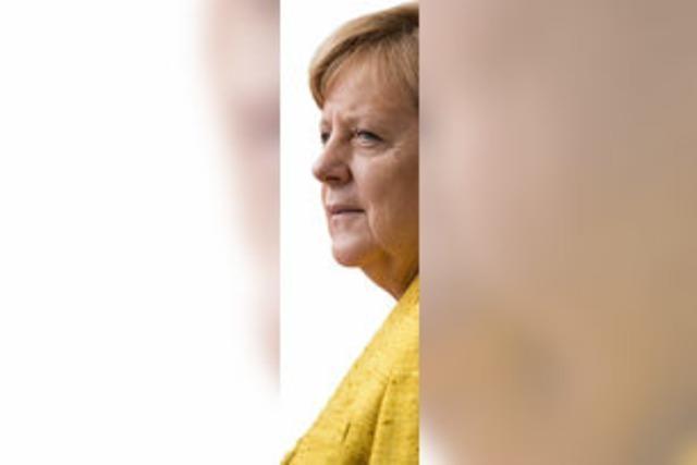 Bei der Jamaika-Frage geht es auch um Merkels Zukunft