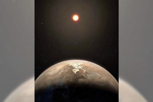 Forscher entdecken einen Planeten, auf dem Leben möglich ist