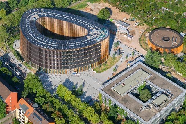 Der Bürgerservice ist von Freitag bis Montag geschlossen - der Umzug ins neue Rathaus steht an