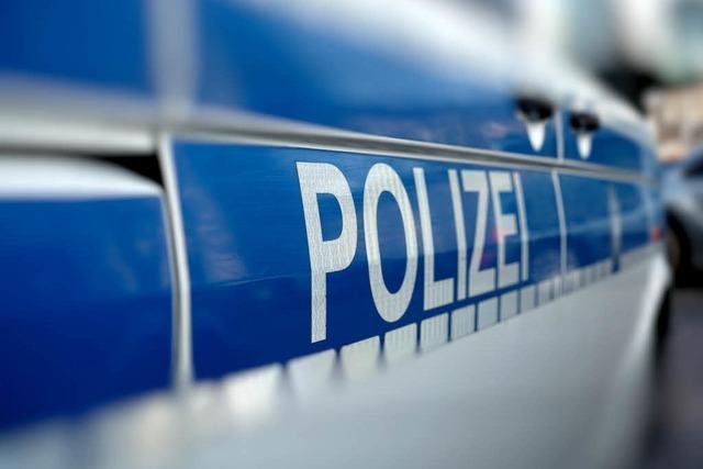 Betrunkener Wohnmobilfahrer in Weil festgenommen