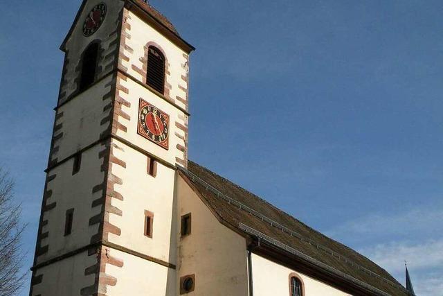 Tegernauer erinnern sich an Gas-Unglück in Kirche