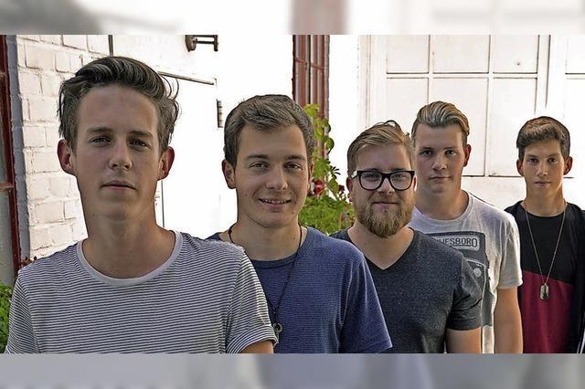 Indie-Pop und Rock im Kursaal in Bad Säckingen