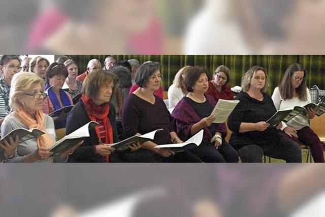 Festspielchor in St.Blasien