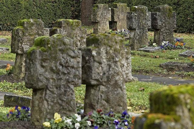 Erinnerung an Opfer von Krieg und Gewaltherrschaft