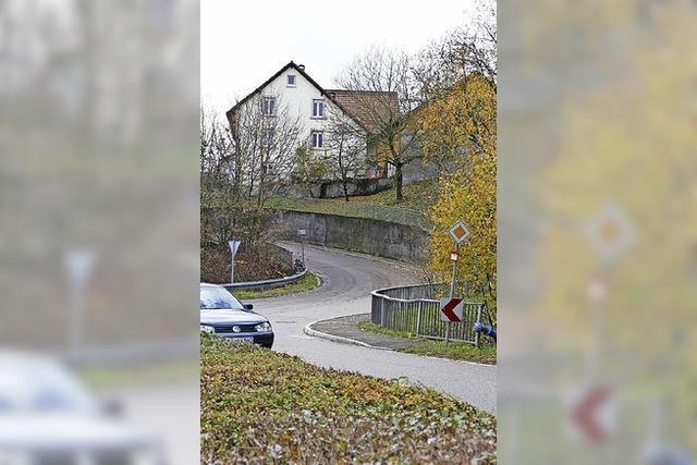 Murger Fußgängerampel wird ab Montag aufgebaut
