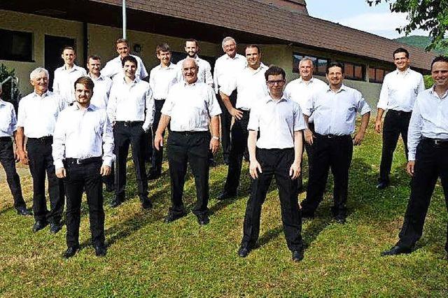 Die Boygroup vom Batzenberg feiert den 25. Geburtstag
