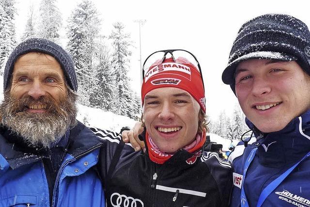 Philipp Rießle erklärt den Erfolg seines Bruders, dem erfolgreichsten nordischen Skisportler aus dem Schwarzwald