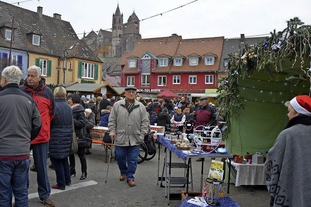 Weihnachtsmarkt muss zum Neutorplatz umziehen