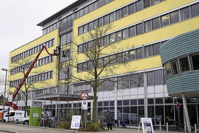 Neustart ohne Chemikalien im Freiburger Solar-Info-Center