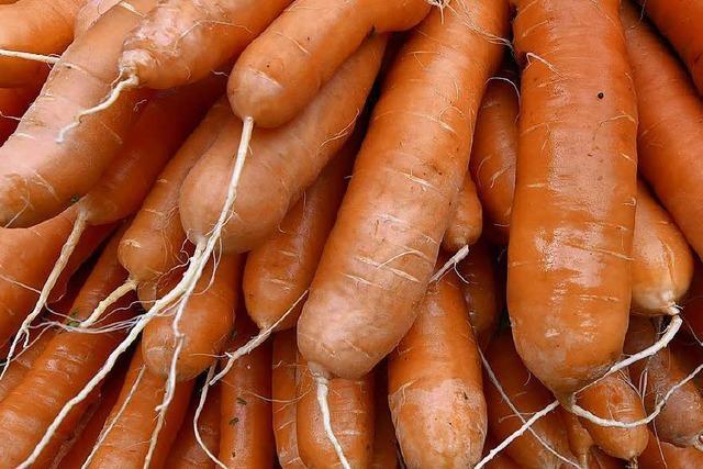 Sind Karotten gut für die Augen?