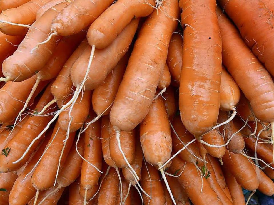 Karotten  | Foto: Thomas Kunz