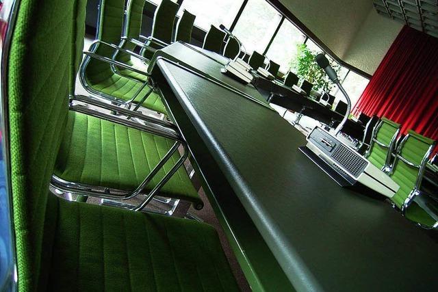 Lörracher Gemeinderat entscheidet wie am Fließband