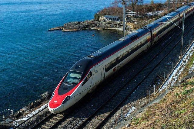 Ab Freiburg fährt bald wieder ein Direktzug nach Mailand