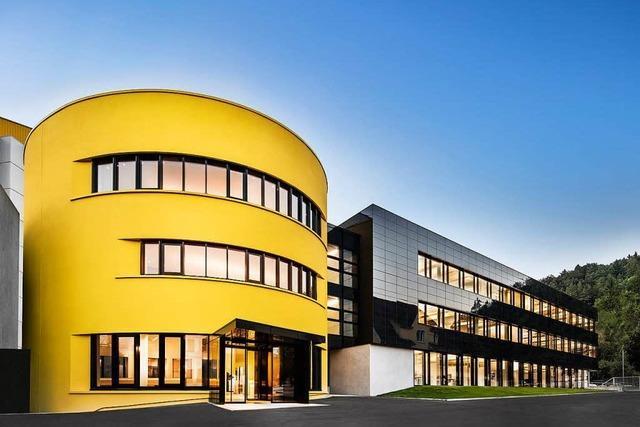 Südbadischer Bauzulieferer Sto bleibt auf Kurs
