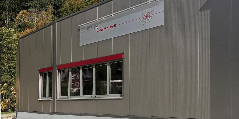 Eine hochmoderne Laserschweiß- und Sch...euen Produktionshalle Platz gefunden.   | Foto: Privat