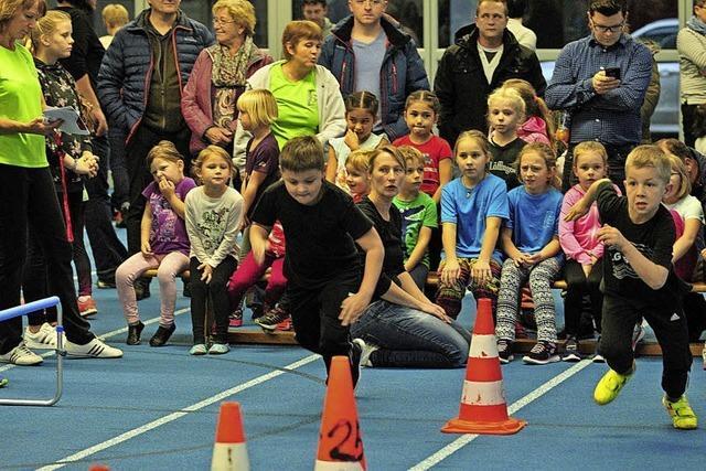 Miniolympiade und Turnwettkampf