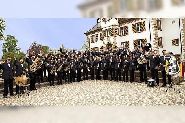 Musikverein konzertiert in Schliengen