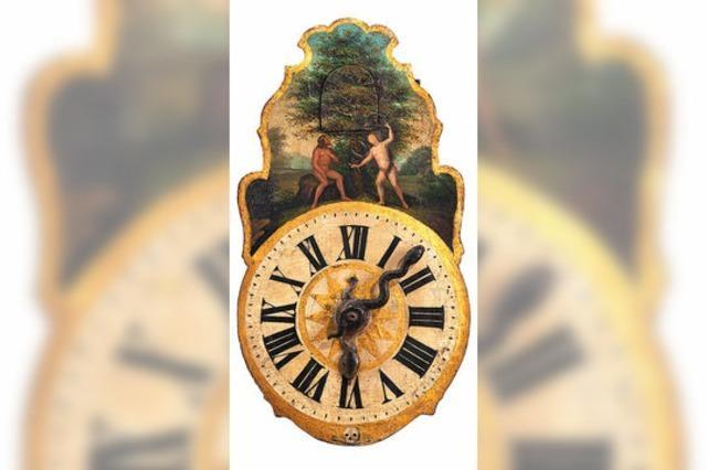 Was es in der Uhrensammlung von Oskar Spiegelhalter zu entdecken gibt