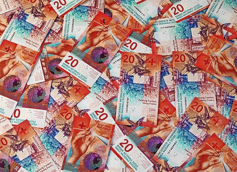 Ausstieg geplant:  Kredite in Schweize...ie Woge bald nicht mehr im Portfolio.   | Foto: dpa