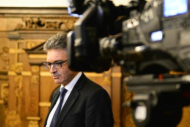 Geldstrafe für Rentner wegen Hassmail an OB Salomon