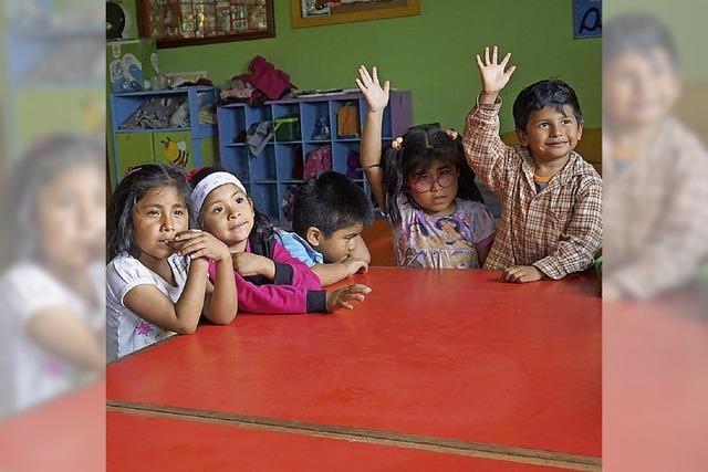 In Gedanken in Peru