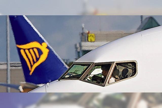 Cockpit will Tarifvertrag für Ryanair-Piloten
