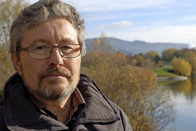 Naturschützer Bernd-Jürgen Seitz behält das große Ganze im Blick