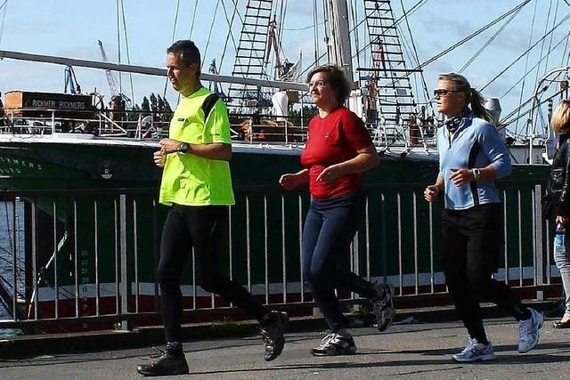 Wie man Hamburg im Schnelldurchlauf kennen lernt