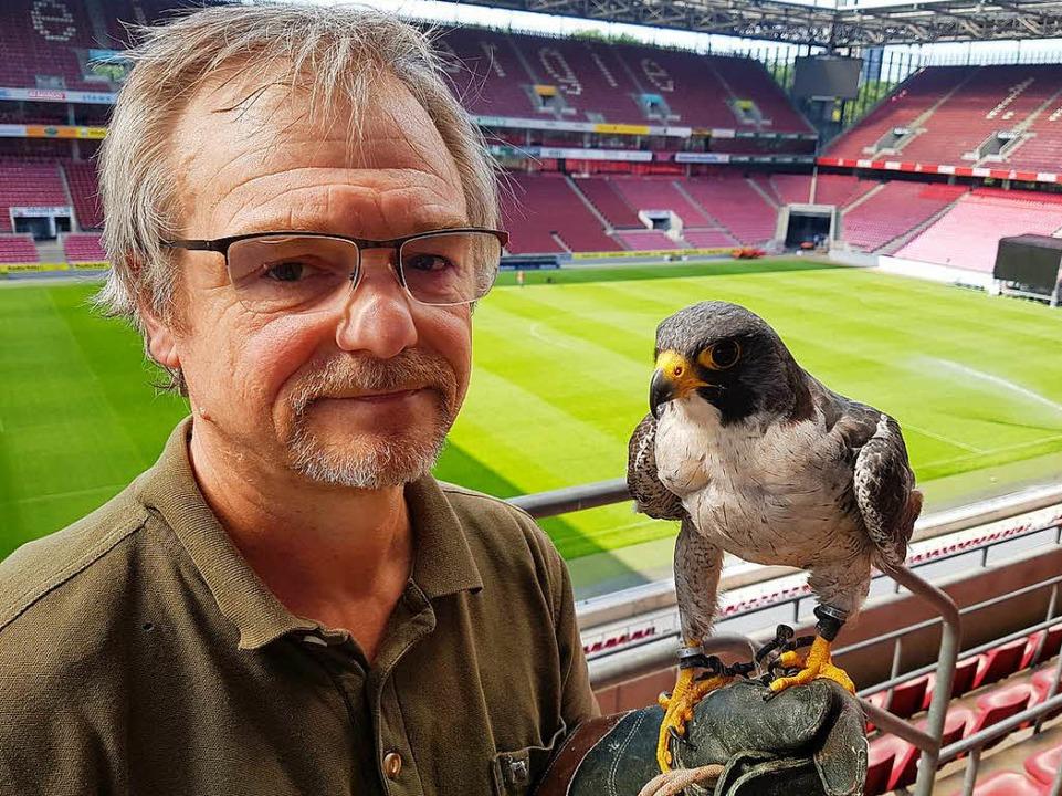 Falkner Lothar Ciesielski  | Foto: -