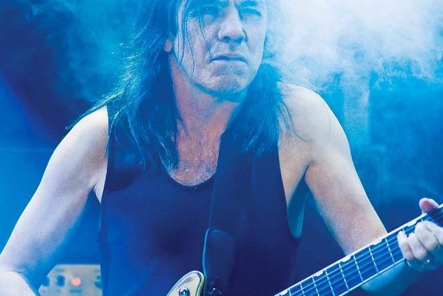 AC/DC-Gitarrist Malcolm Young ist tot