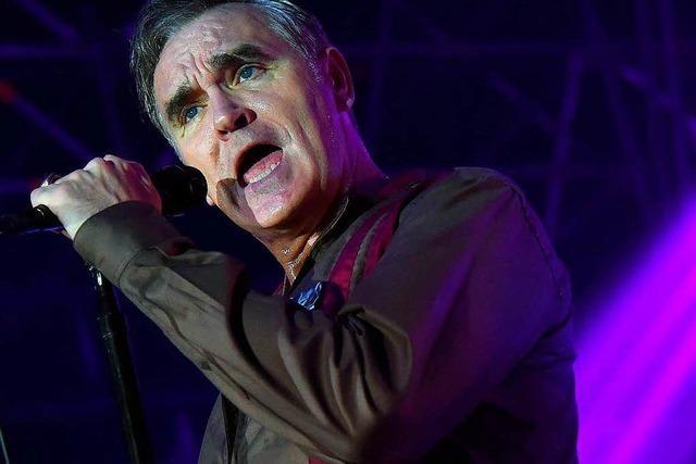 Morrissey ist jetzt der Alexander Gauland des britischen Pop