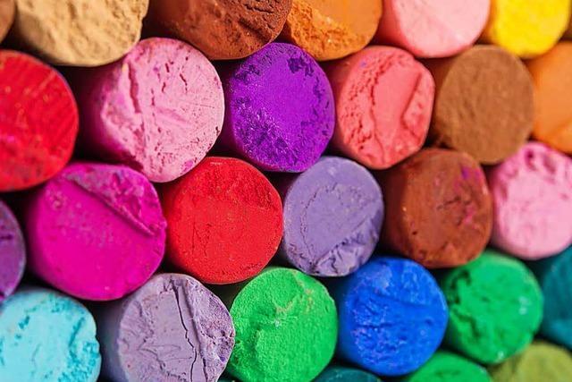 Wie nehmen blinde Menschen Farben wahr?