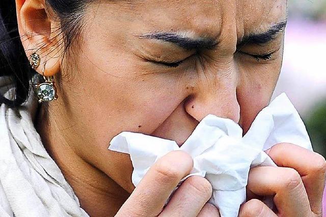 Können die Augen beim Niesen herausfallen?