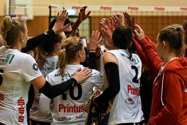 VC Printus Offenburg gewinnt in Neuwied souverän 3:0