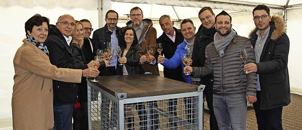 Furioses Wintermarktfinale Bahlingen Badische Zeitung