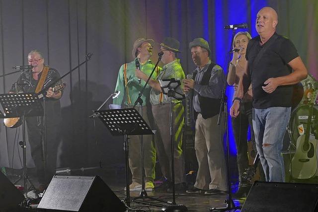 Badisch-irisch geht auch mit Reggae