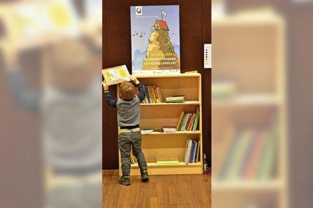 Lesen – ein Erlebnis unter Freunden
