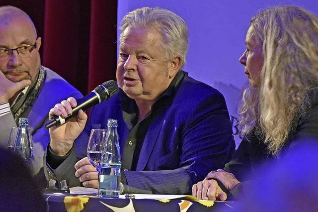BZ-Redakteure befragen Theaterintendant Peter Carp