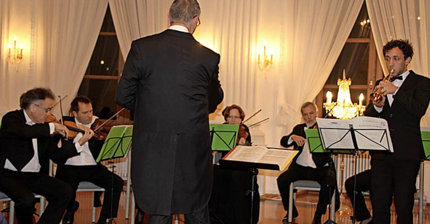 Das Südwestdeutsche Kammerorchester Pf... das letzte Klosterkonzert der Saison.  | Foto: Margrit Matyscak
